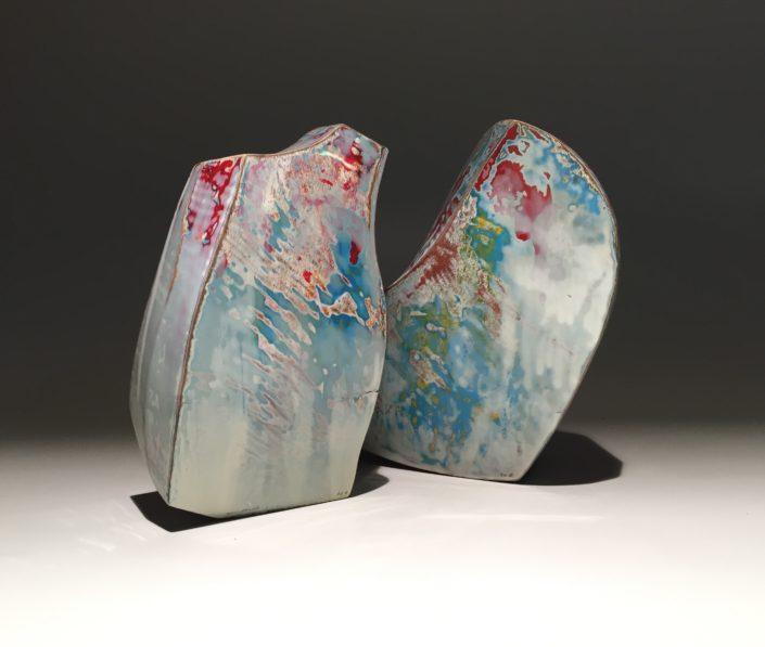 Stone Clouds by George Woollard