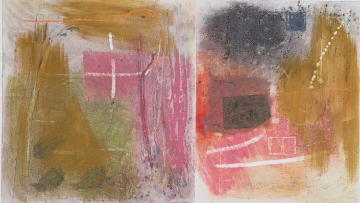 Cross by George Woollard