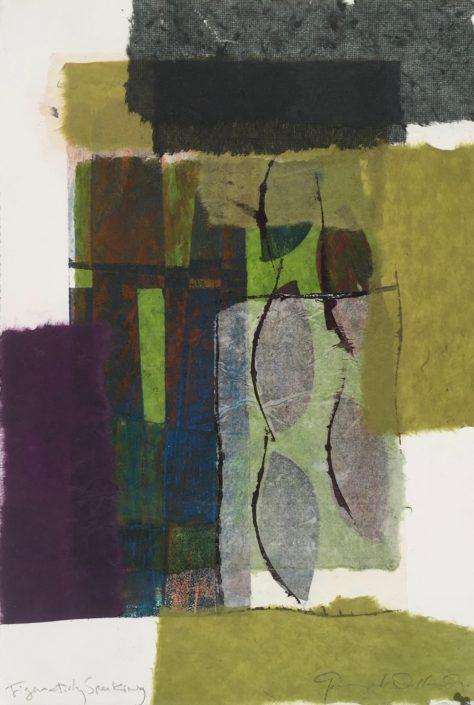 Figuratively Speaking by George Woollard