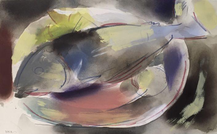 Aku 1 by George Woollard