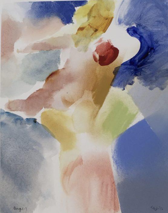 Angel 1 by George Woollard