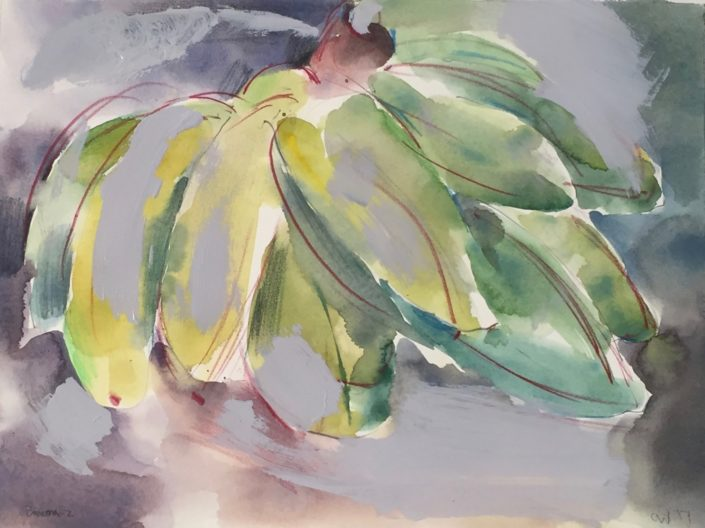 Banana 2 by George Woollard