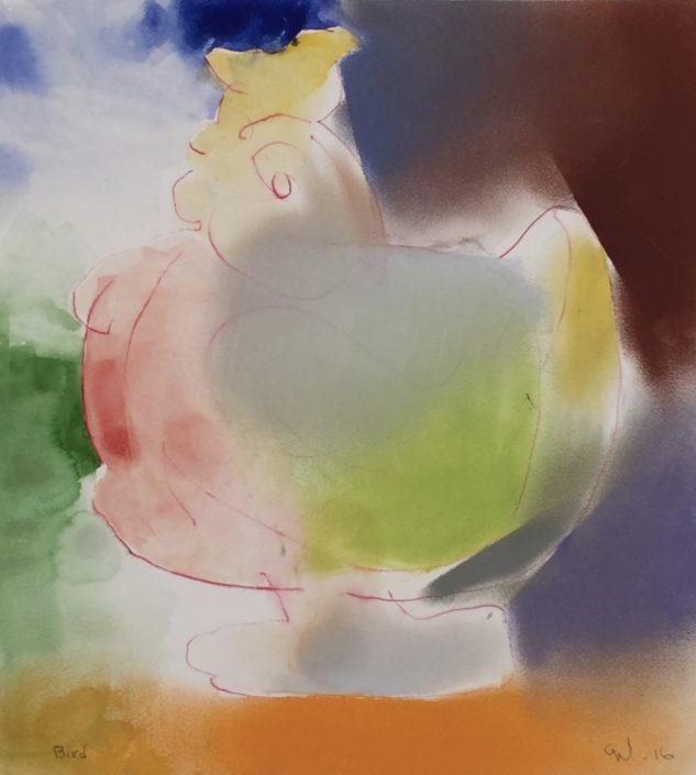 Bird by George Woollard