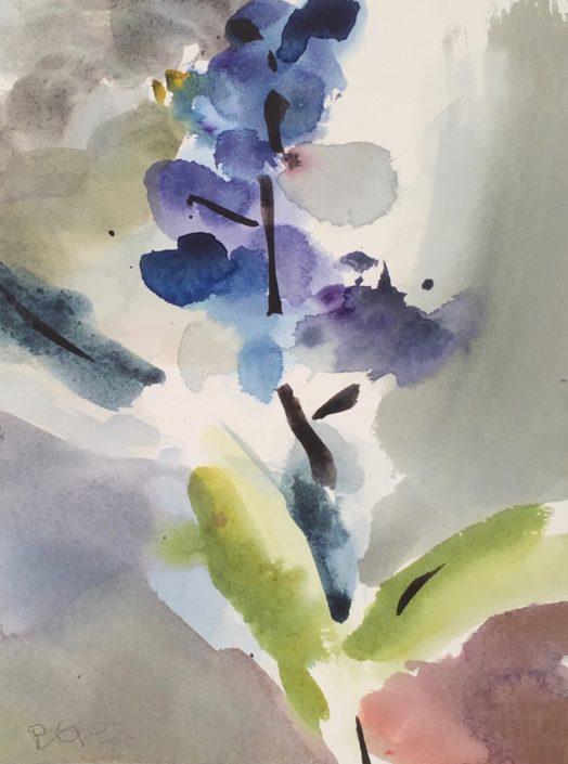 Blue Ginger 2 by George Woollard