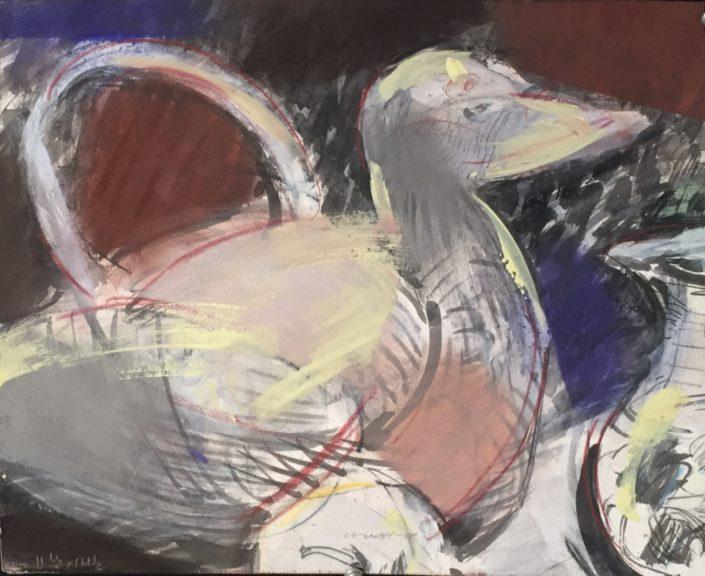 Duck by George Woollard