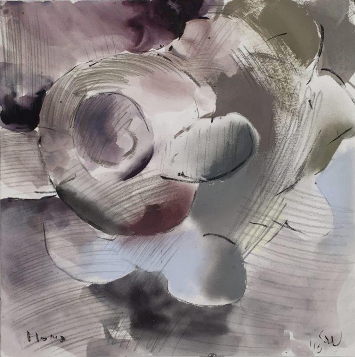 Flying by George Woollard