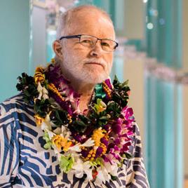 George Woollard Hawaii Artist & Teacher