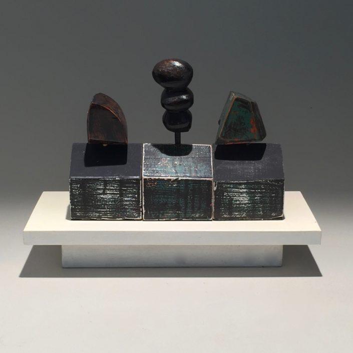 Habitation by George Woollard