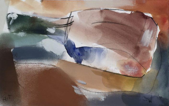 HIt by George Woollard