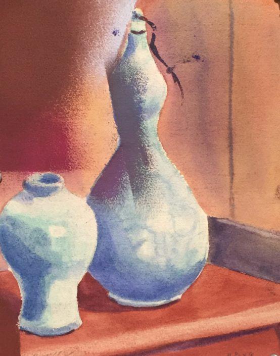 Korean Vases by George Woollard
