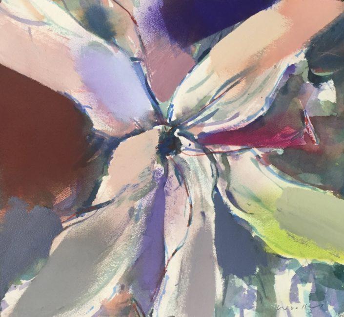 Lilly by George Woollard