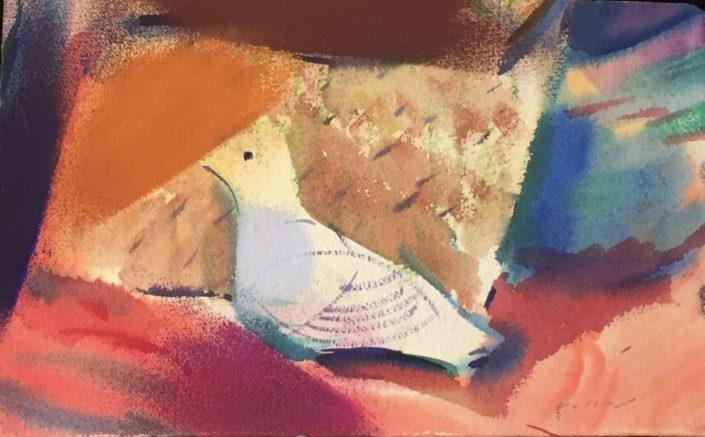 Pigeon by George Woollard