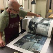 Printmaking George Woollard