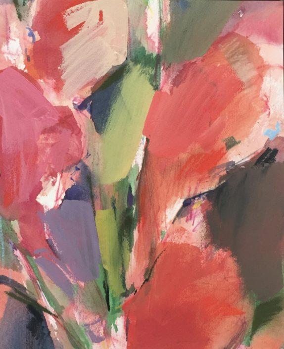 Red Ginger 1 by George Woollard