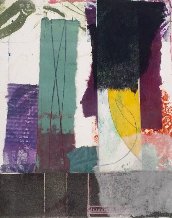 Upside by George Woollard