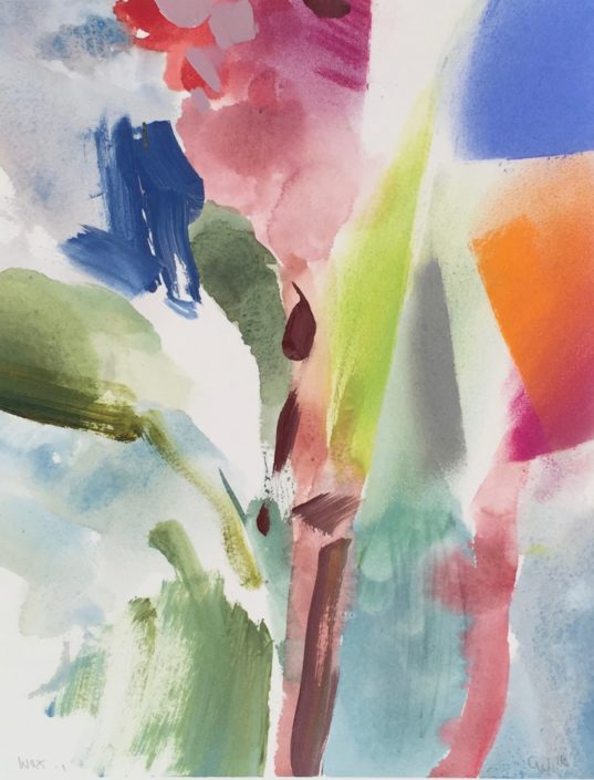 Wax by George Woollard