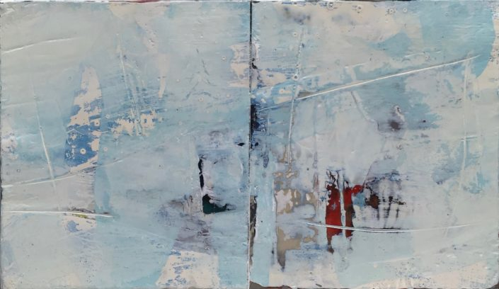 Waxing by George Woollard
