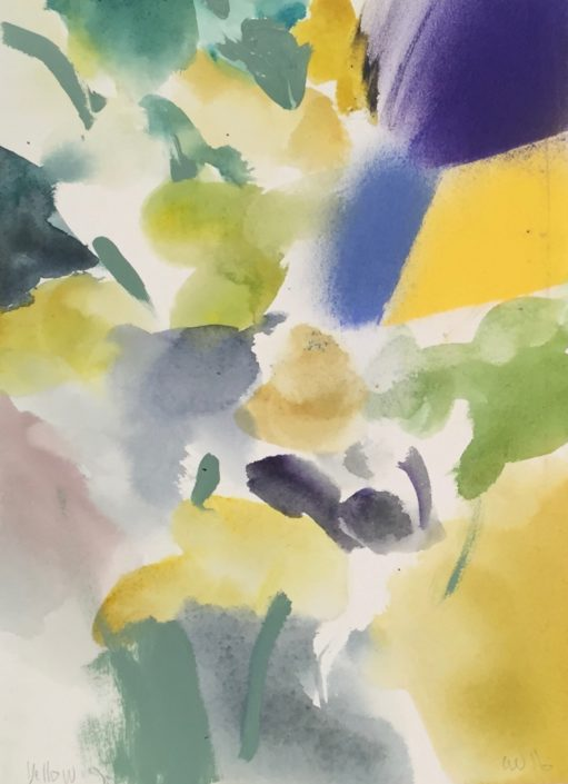 Yellow Ginger by George Woollard